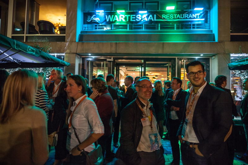 HR-NIGHT powered by XING – Erste Impressionen