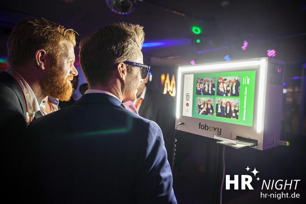 Unternehmen auf der HR-NIGHT powered by StepStone
