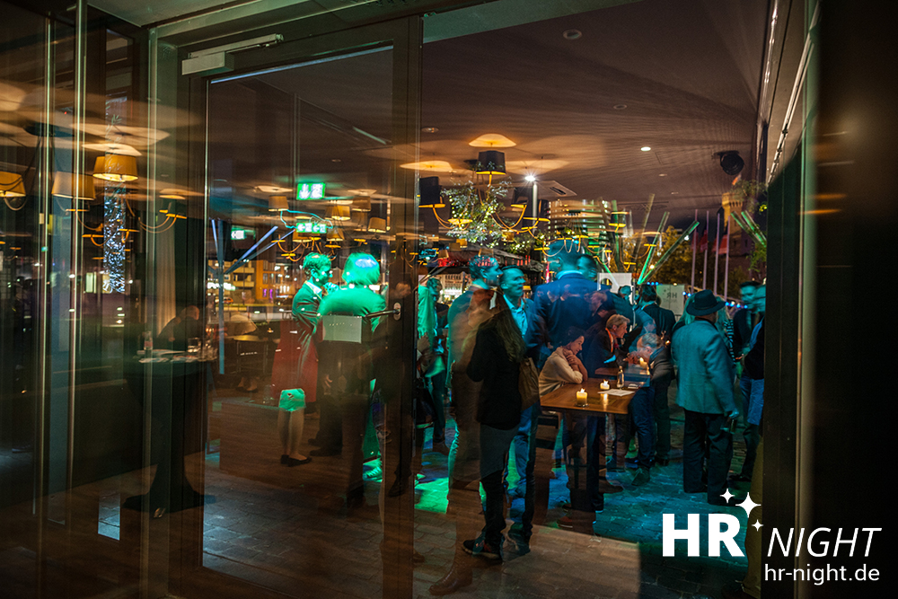 HR-NIGHT 2016 – Die Personaler Network-Party geht in die 2. Runde