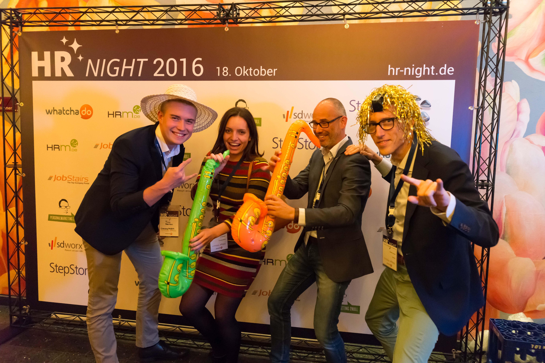 HR-NIGHT by StepStone: Diese Unternehmen sind dabei!