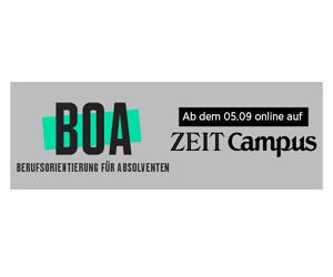 BOA by ZEIT Campus