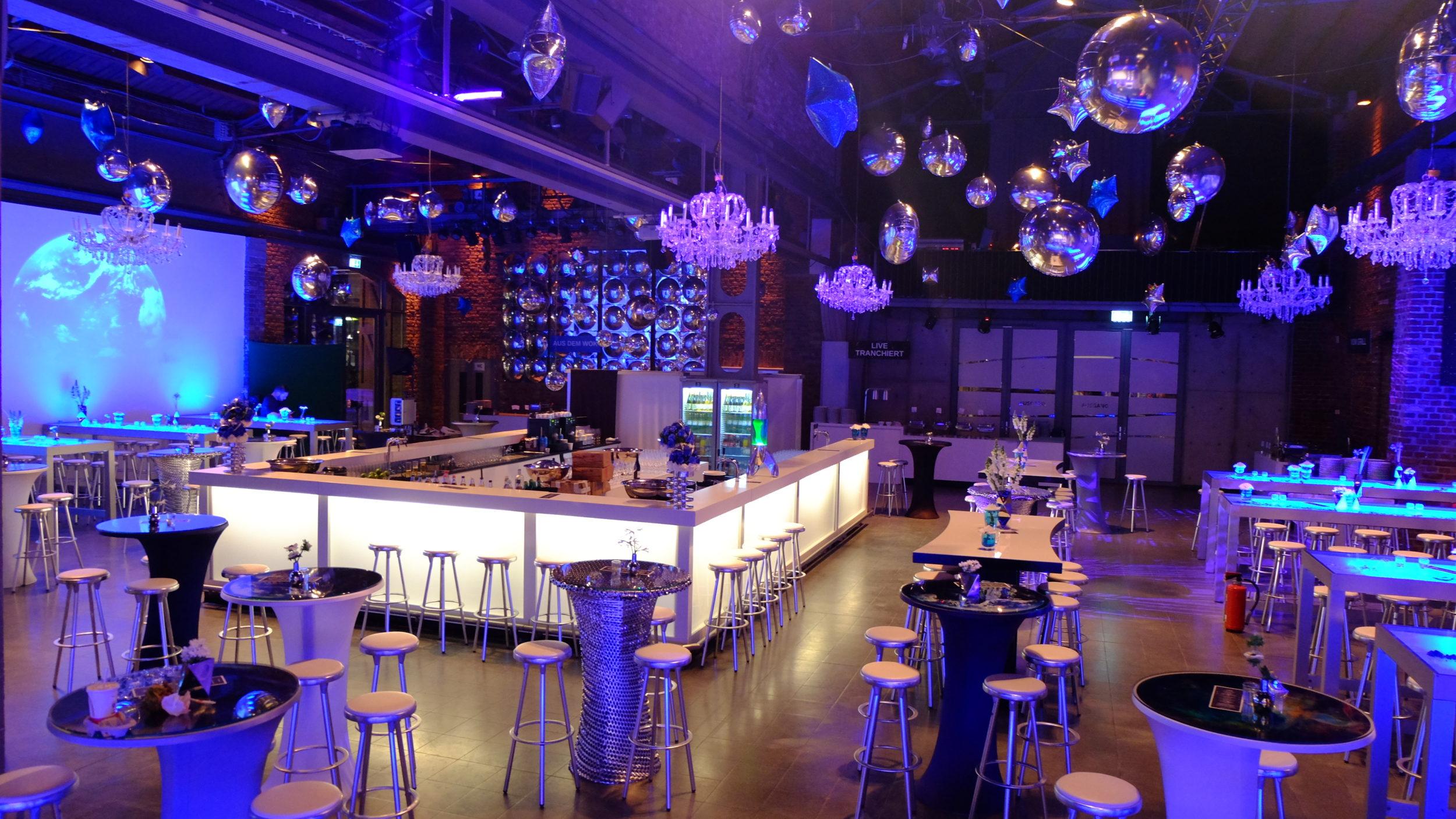 HR-NIGHT Location: Balloni Halle