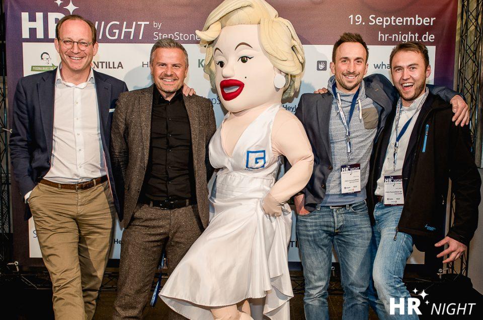 HR-NIGHT 2018 by StepStone 💙 Diese Unternehmen sind dabei!👈 #HRProminenz