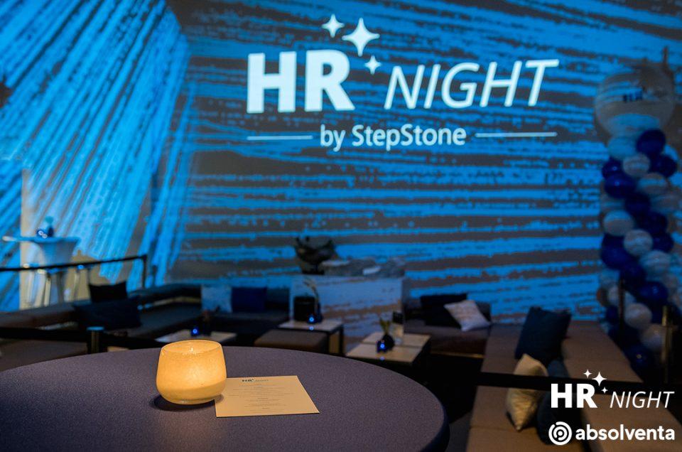 HR-NIGHT 🌃 by StepStone 2018 – Wir sagen DANKE! 👏💐👏👏💐 💖